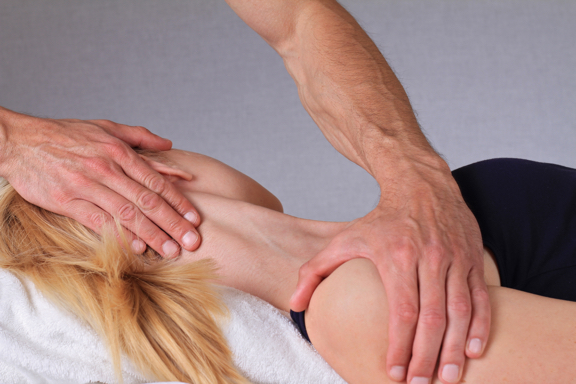 Myofascial Release At Loxwood Pain Clinic